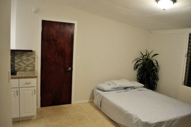 Here S Where You Sleep Just A Mattress On The Floor For Now But Imagine Nice Dark Wood Bedframe Little Night Stand Side