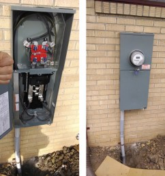 after my spiffy install job is capped by a new digital meter with zero kilowatt [ 1024 x 877 Pixel ]