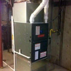 Gas Furnace Shark Internal Organs Diagram How To Replace Your Own Mr Money Mustache Installed