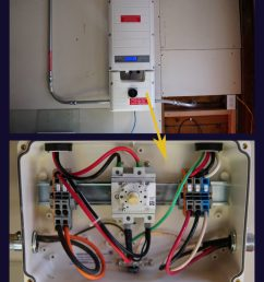 electrical panel wiring diagram auxiliary garage wiring diagrammy diy solar power setup u2013 free energy [ 769 x 1024 Pixel ]