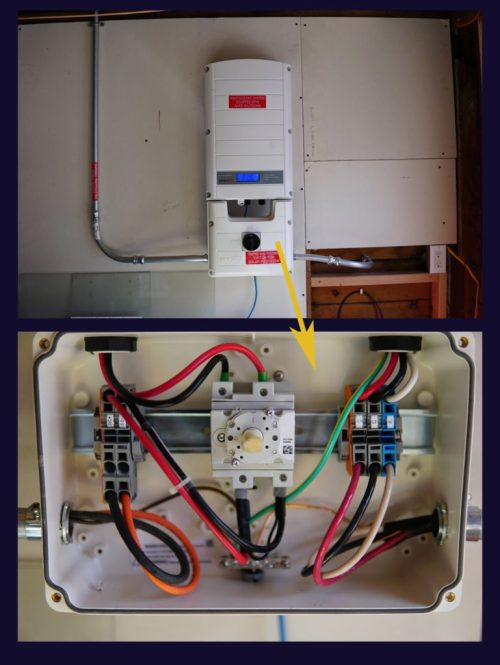 small resolution of electrical panel wiring diagram auxiliary garage wiring diagrammy diy solar power setup u2013 free energy