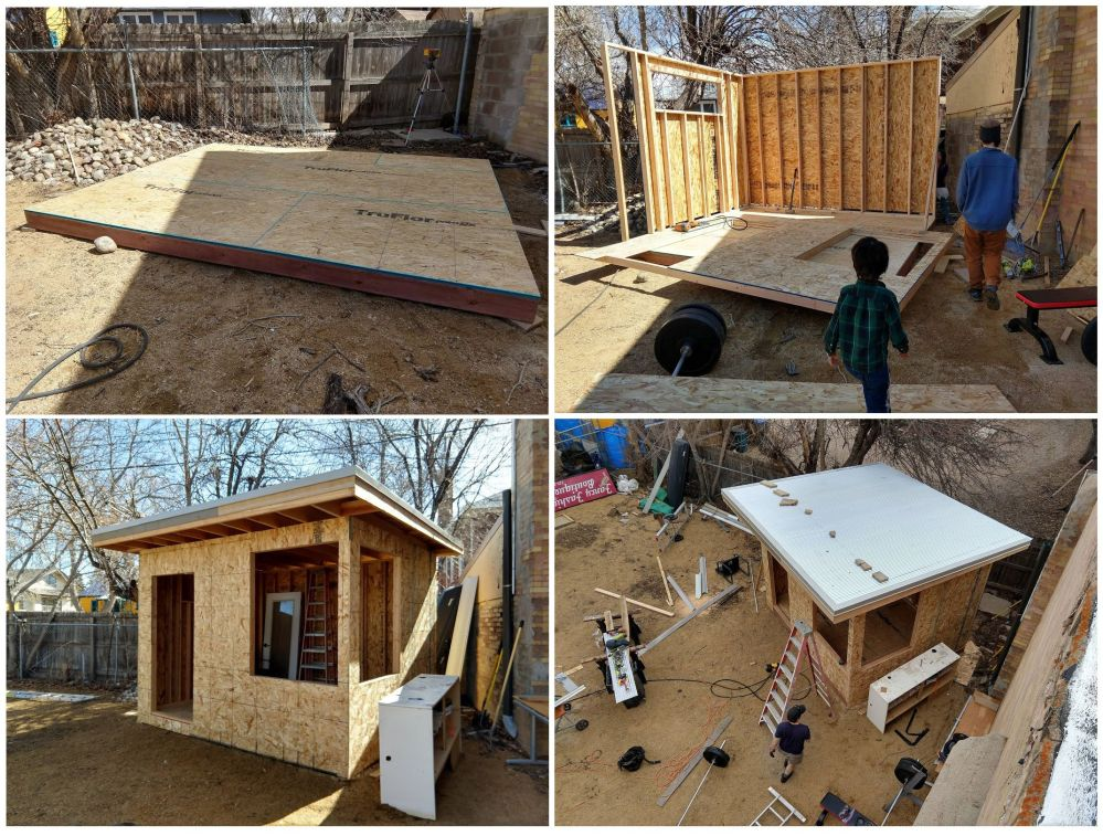 medium resolution of framing and roofing