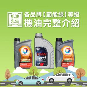 各品牌節能綠等級機油完整介紹640.