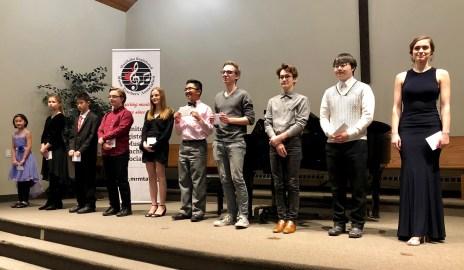 MRMTA Performance Scholarship Winners for 2019
