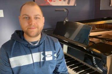 """Musicthon 2021 – Thank you to students of """"Piano Expressions with Corey"""" for raising the top studio amount of $2358!"""