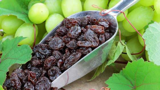 Seedless Grapes, Raisins and GMO – to eat or not to eat?