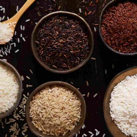 Which Rice is the best – White, Brown, Black or Red ?