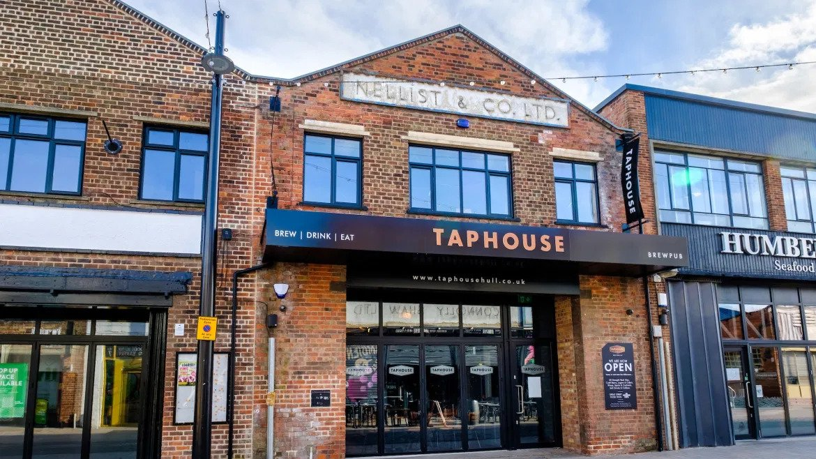 Taphouse Wall Graphics