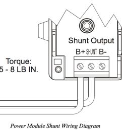 internal shunt wiring diagram [ 1482 x 922 Pixel ]