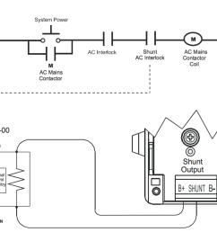 internal shunt wiring diagram [ 1774 x 1188 Pixel ]