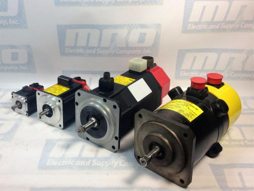 small resolution of fanuc motors