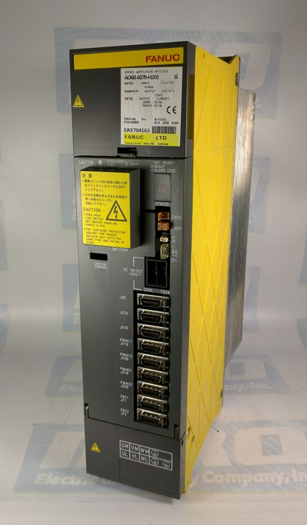 Ac Fan Wire Diagram Fanuc A06b 6079 H208 Beyond The User Manual