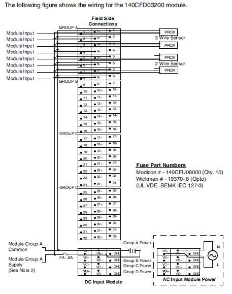 terminal block wiring diagram Block diagram
