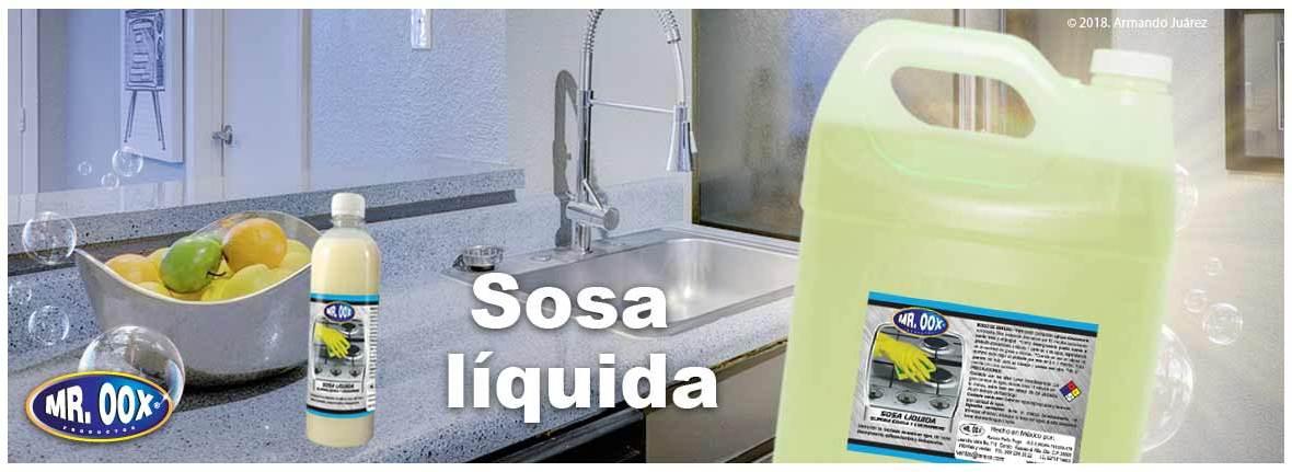 Sosa liquida