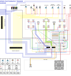 here is the wiring diagram for use with 12 volt solenoids  [ 4400 x 3400 Pixel ]