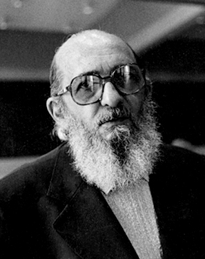 """""""Paulo Freire"""" by Slobodan Dimitrov - Own work. Licensed under CC BY-SA 3.0 via Wikimedia Commons - https://commons.wikimedia.org/wiki/File:Paulo_Freire.jpg#/media/File:Paulo_Freire.jpg"""