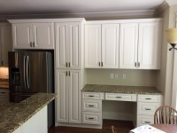 Staining Kitchen Cabinets White - Kitchen Design Ideas
