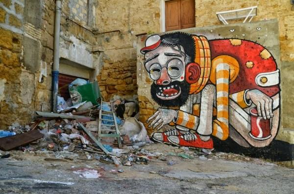 Wall Murals & Street Art Vol 5 Urban Graffiti
