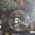 Disco Ball Farewell Party at Republique