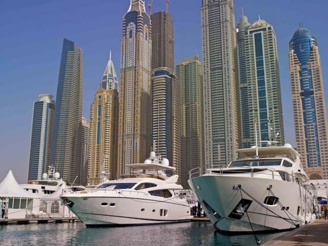 Dubai International Boat Show sees spectacular growth in