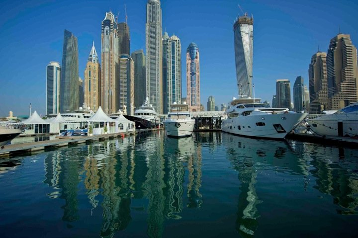 Dubai International Boat Show draws strong line-up of the