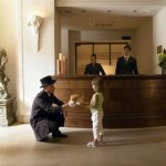 Hotel Savoy in Florence Brings Pinocchio to Life