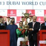 Dubai World Cup 2013 where Royalty, Glamour, Luxe and Thrills Meet
