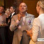 Limitada Cigar Aficionados Gather at Lounge #5 Ritz Carlton
