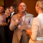 Limitada Cigar Aficionados Gather at Lounge #5 Ritz Carlton