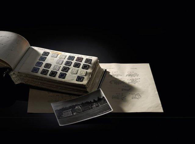 Reverso dials_Heritage Gallery_Jaeger-LeCoultre