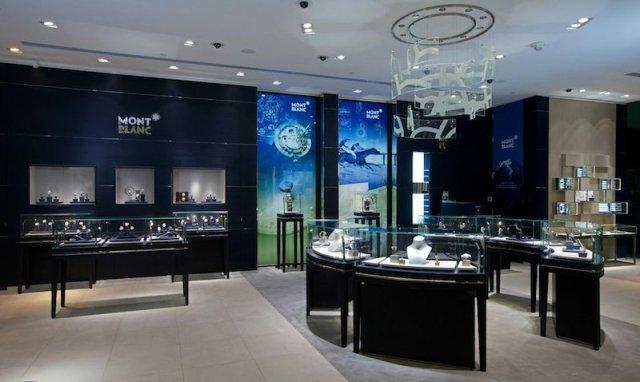 The Galleria Boutique Inside 1 Abu Dhabi Nov 2014