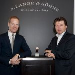 A. Lange & Söhne's most complicated wristwatch ever presented in the Middle East