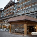 Grand Hotel Park, your home in Gstaad