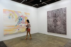 Art Basel   Hong Kong 2013   Gagosian Gallery