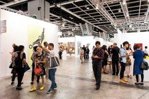 Art Basel 2014 in Hong Kong