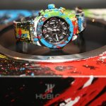 Hublot's Art of Fusion, love of art and celebration of luxury!