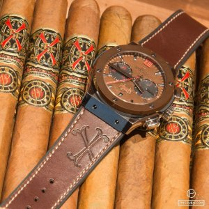 Club Limitada x Hublot x ForbiddenX