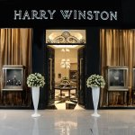 """A New """"Salon"""" In Dubai For The House Of Harry Winston"""