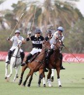 10th Anniversary of Cartier International Dubai Polo Challenge 2015