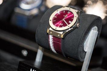 Hublot Doha Jewellery Watches Fair 2015