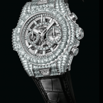 Hublot's $10 Million Collection for 10 Years of Big Bang!