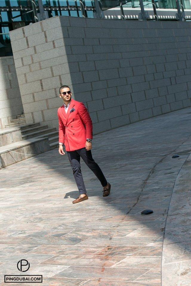 DIFC Watches x Fashion Shoot PINGDUBAI.com