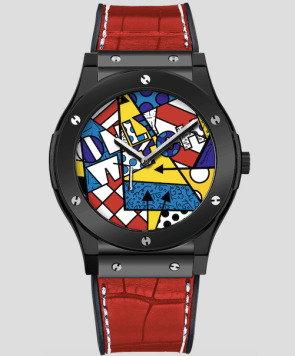 Hublot Only Watch Britto1
