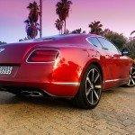 Best Bentley: 2015 Bentley Continental GT V8 S