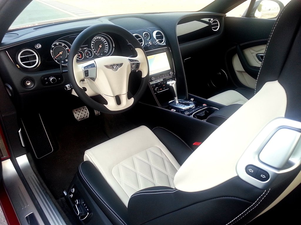 Ping_2015 Bentley Continental GT V8 S_Interior_Copyright2015