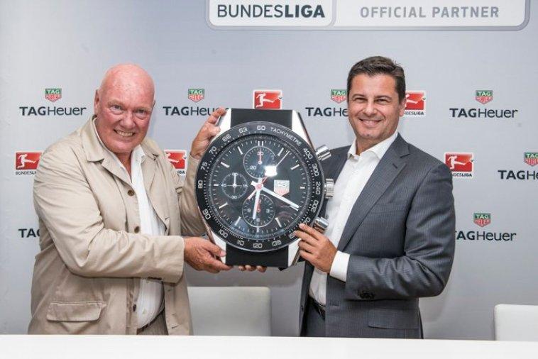 TAG Heuer and Bundesliga4
