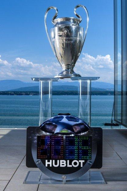 Hublot Champions League Referee Board