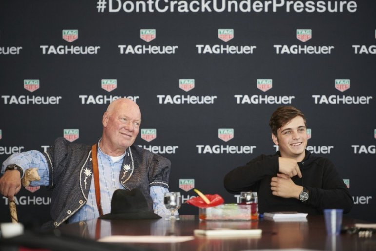 Provided by TAG Heuer