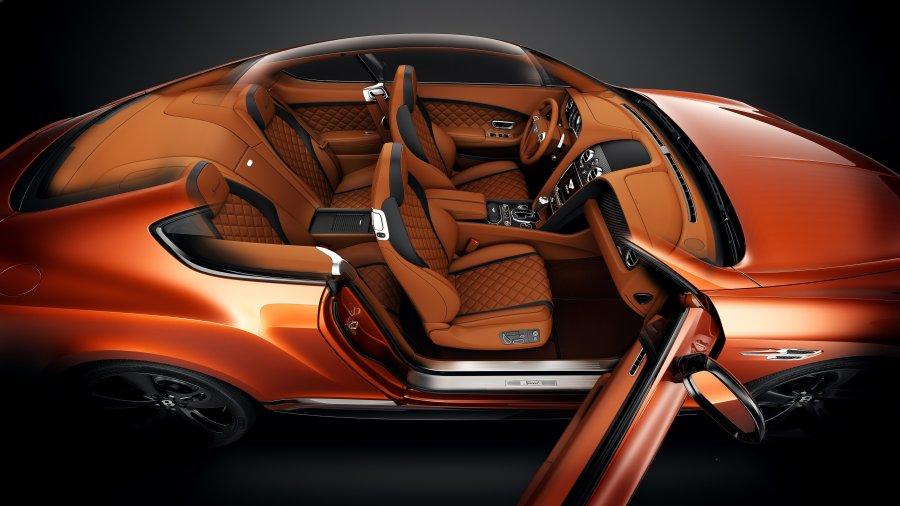 Bentley Continental GT Speed Black Edition (2)