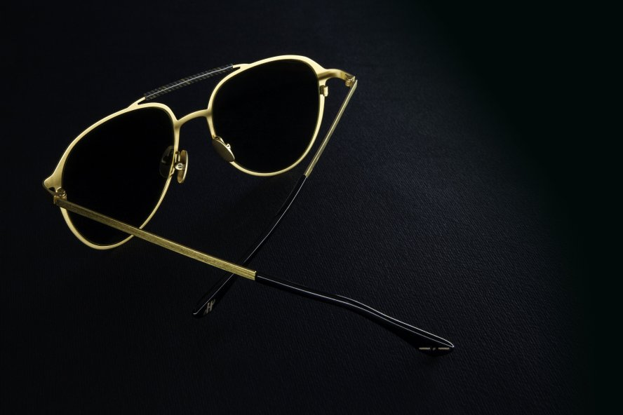 Italia Independent Hublot Sunglasses-black